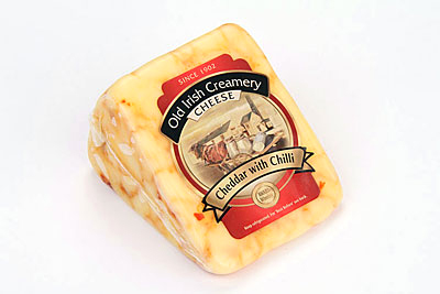 Old Irish Creamery Chilli Cheddar