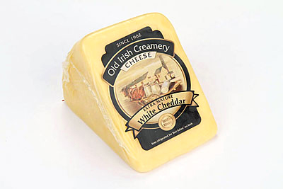 Old Irish Creamery White Ceddar