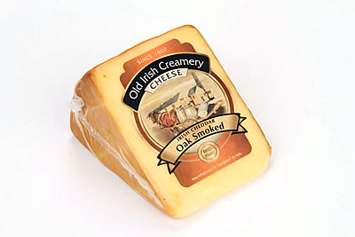 Old Irish Creamery Smoked Cheddar