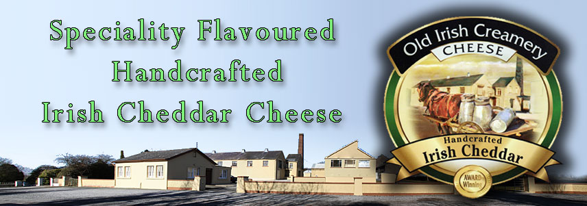 We produce handcrafted flavoured cheeses, using traditional production methods.